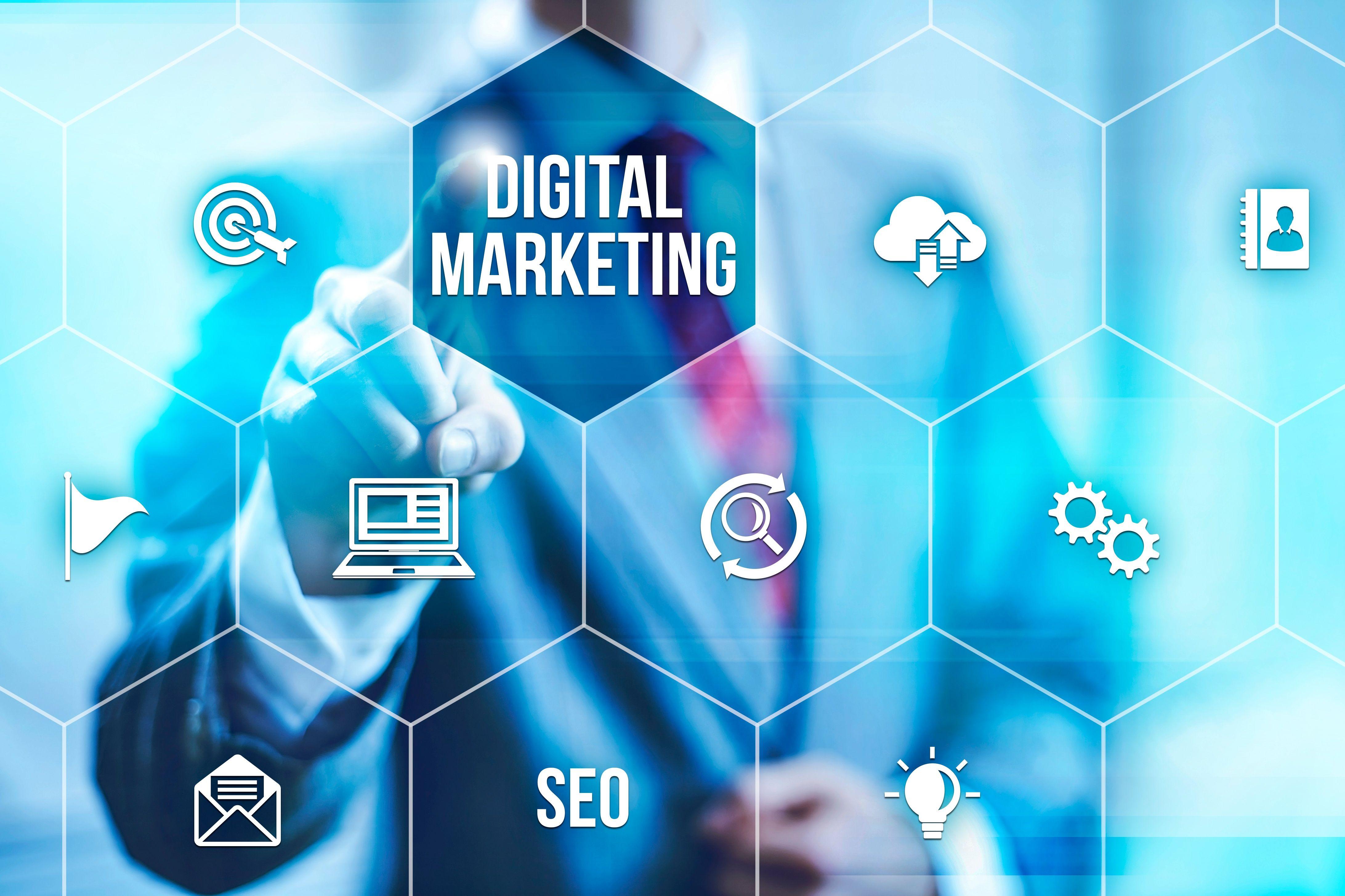 Why Digital Marketing background - Avinash Dangeti